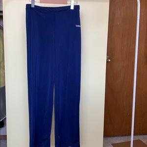 Royal Blue basketball warm up pants